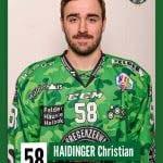 HAIDINGER Christian