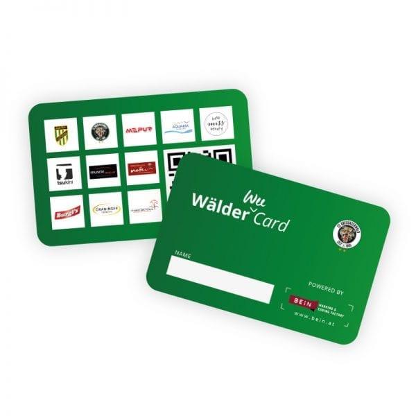 """Wälder """"Wee"""" Card"""