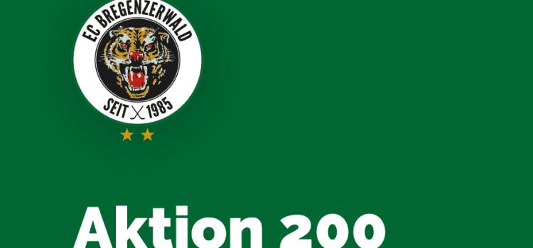 Aktion 200 - EC Bregenzerwald